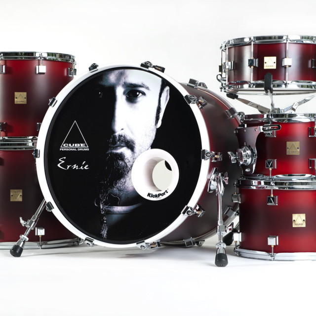 Cube Personal Drums
