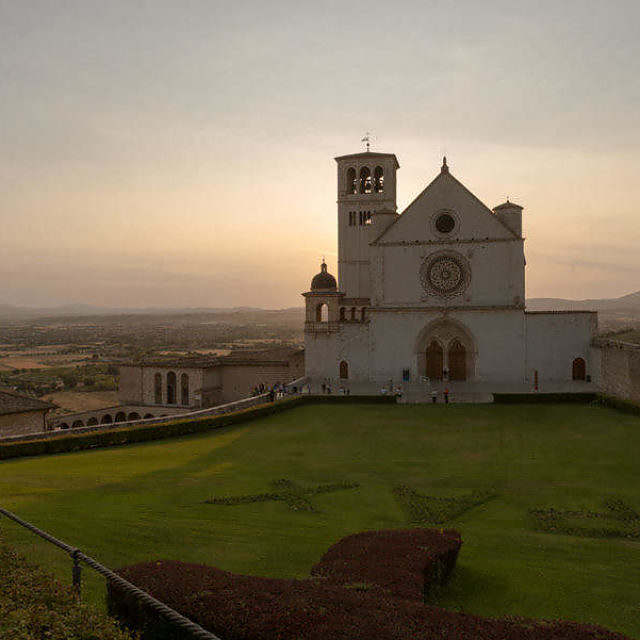 Assisi – The Place Of Peace – Italy